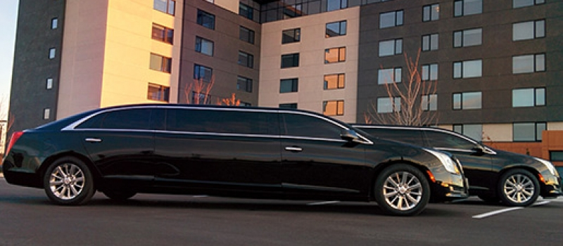 XTS Cadillac Limousine