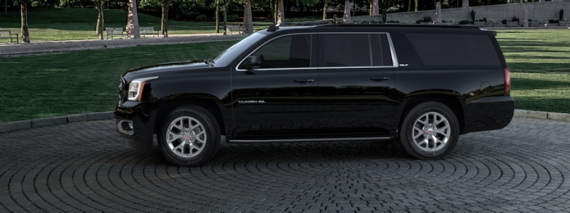 Yukon XL Luxury Limo